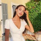 Анастасия Решетова: о знакомстве с Тимати и секретах стройной фигуры
