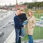 Алексей Немов: «Сына учу отжиматься и выполнять обещанное»
