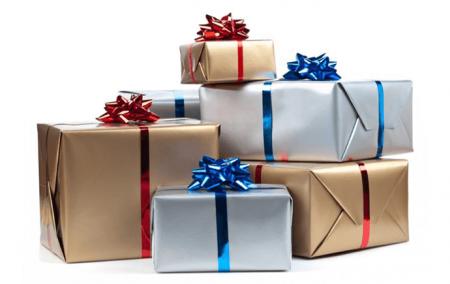 Продуктовые корзины в подарок