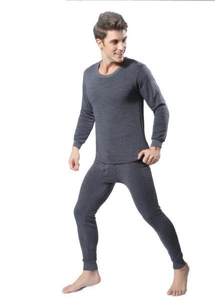 Как выбрать теплый зимний мужской костюм?