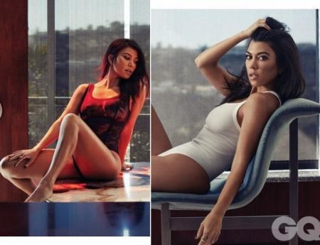 Превзошла Ким? Кортни Кардашьян появилась в пикантной фотосессии для мексиканского GQ