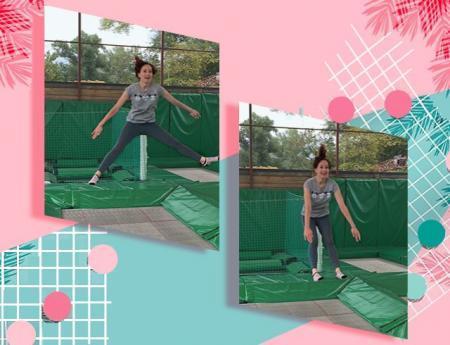 ХОЧУ быть спортивной: стоит ли попробовать прыжки на батуте?