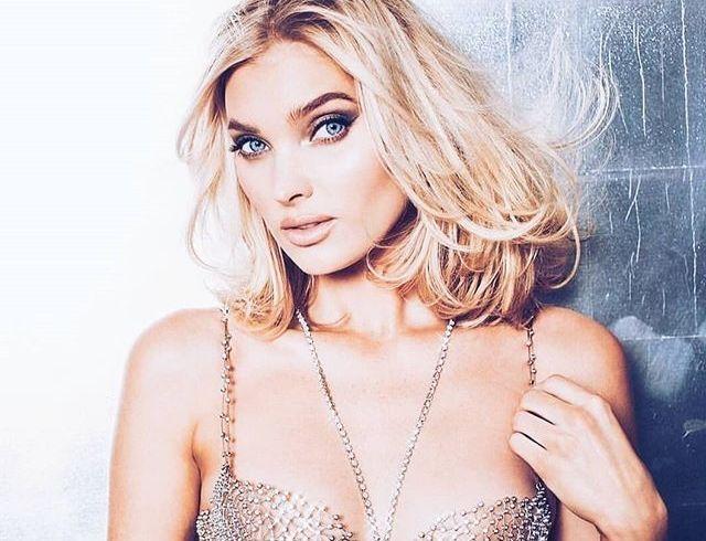 Эльза Хоск в Fantasy Bra: фееричный выход модели на шоу Victoria`s Secret