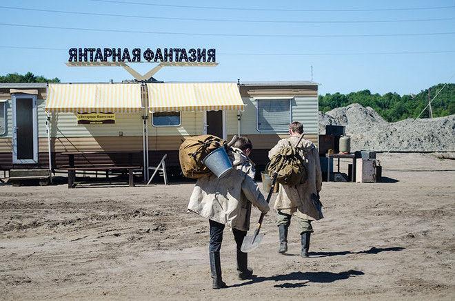 Герой Павла Прилучного бросил вызов «янтарной мафии»