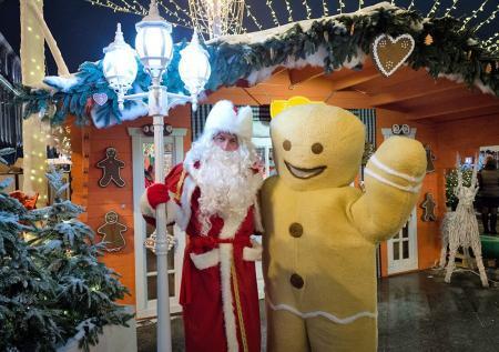 Дед Мороз, приходи!