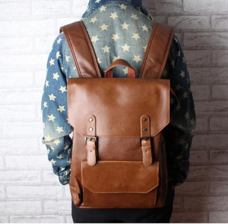 Как подобрать стильный мужской рюкзак?