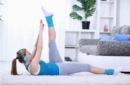 Всё о домашнем фитнессе