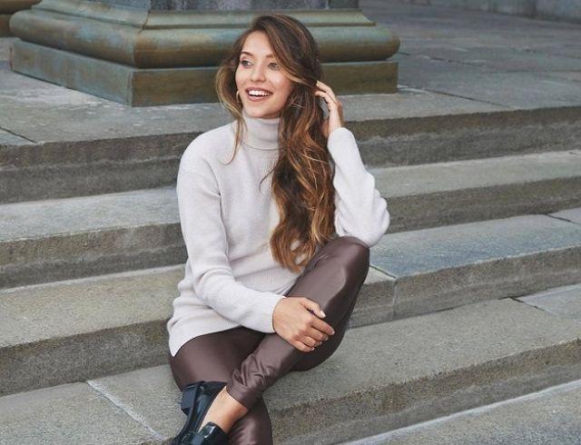 Регина Тодоренко вернулась к работе спустя три недели после родов (ФОТО)