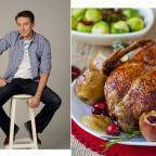 Новогоднее блюдо от звезды: утка с фруктами по семейному рецепту Михаила Присяжнюка (ЭКСКЛЮЗИВ)