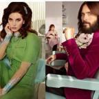 Джаред Лето и Лана Дель Рей стали влюбленной парой в рекламе нового аромата Gucci