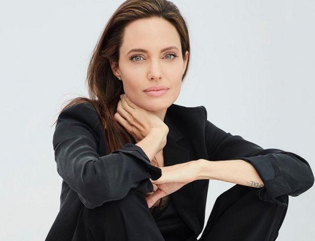 Анджелина Джоли призналась, что может пойти в президенты США