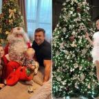 Как звезды отметили Новый год 2019: Бекхэмы, Решетова, Тищенко, Джамала, Сайрус и другие