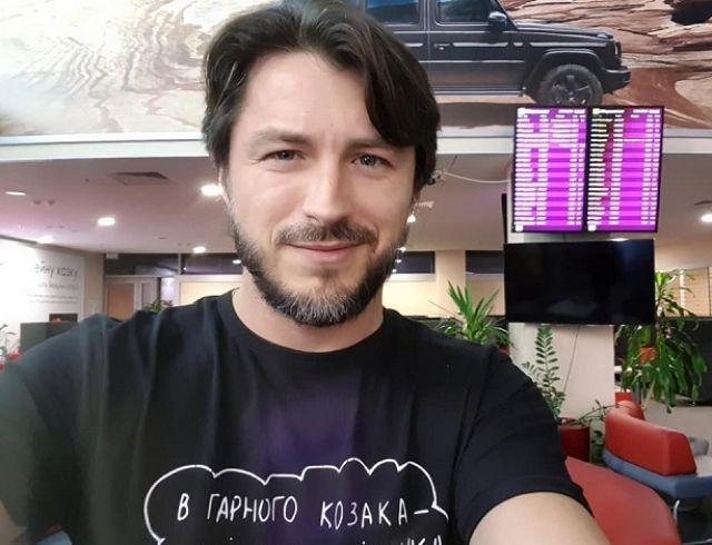 Сергей Притула пошутил над кандидатом в президенты Владимиром Зеленским