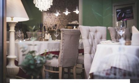 Philibert: ресторан для тех, кому не хватает романтики