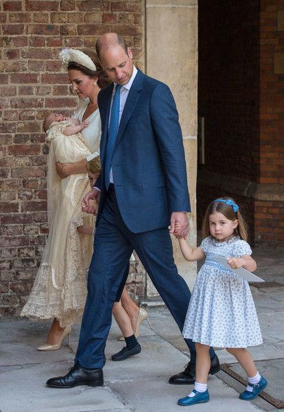 Принц Уильям назвал прическу дочери кошмаром