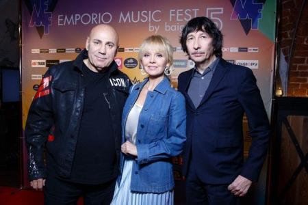 Светская хроника: звезды на открытии Emporio Music Fest