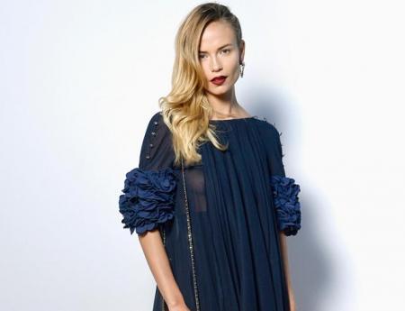 Топ-модель Наташа Поли стала мамой во второй раз (ФОТО)
