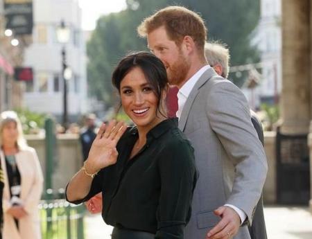 Меган Маркл и принц Гарри сделали официальное заявление о грядущем пополнении в семье