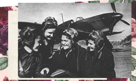 «Летчицы» — уникальный подкаст о женщинах в авиации времен ВОВ