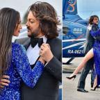 """Филипп Киркоров верит, что Ольга Бузова принесет ему с Сергеем Лазаревым удачу на """"Евровидении"""""""