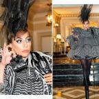 Леди Гага вернулась к истокам своего стиля: новый образ на пре-пати Met Gala-2019 (ГОЛОСОВАНИЕ)
