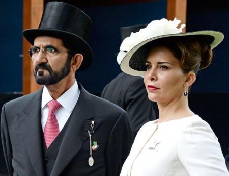 Шестая жена премьер-министра ОАЭ сбежала в Европу с детьми и миллионами долларов