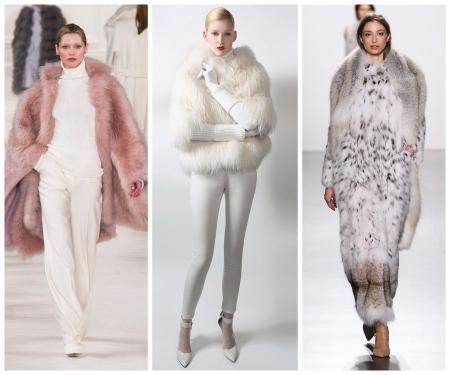Какой мех будет в моде в 2019 году