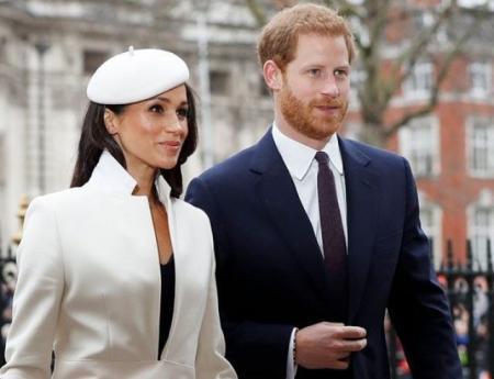 Меган Маркл и принц Гарри начали ремонт в своем новом загородном коттедже Фрогмор-хаусе