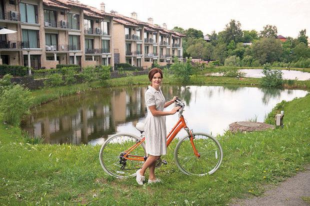 Анна Пескова рассказала, почему решила переехать за город