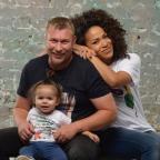 Гайтана с мужем показала, как отметила двухлетие дочери (ФОТО)