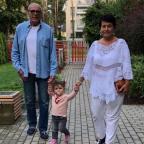 Никогда не поздно: 79-летний Эммануил Виторган стал отцом в четвертый раз!