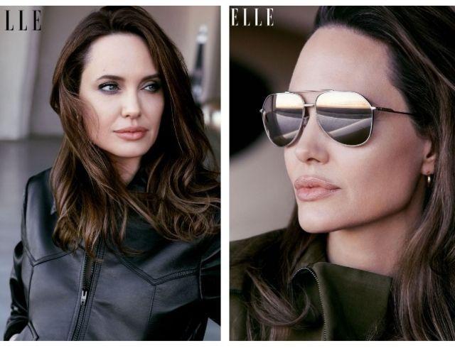 """""""Самое главное — это развивать свой разум"""": Анджелина Джоли в новой фотосессии рассказала о воспитании дочек"""