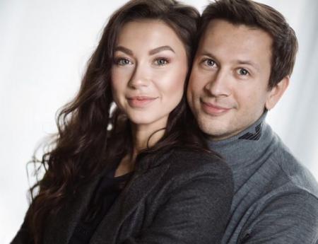 Как выглядит дочь Дмитрия Ступки: Полина Логунова впервые показала лицо Богданы (ФОТО)