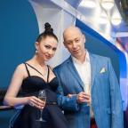 Телеведущий Дмитрий Гордон станет отцом в седьмой раз? (ФОТО)