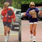 Хейли Болдуин снялась для Vogue, повторив спортивные образы принцессы Дианы (ФОТО)