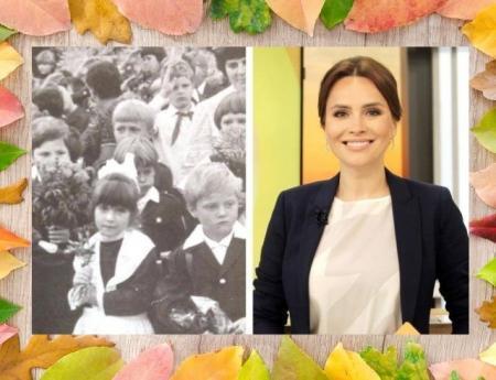 """С ностальгией по 1 Сентября: ведущие канала """"Интер"""" показали, как выглядели в школе (ФОТО)"""