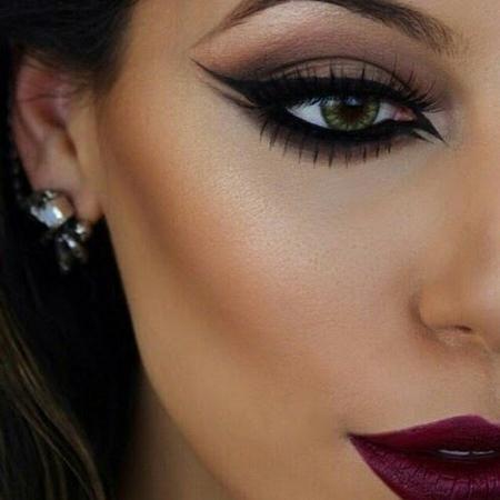 Виды макияжа: классика, день, ночь