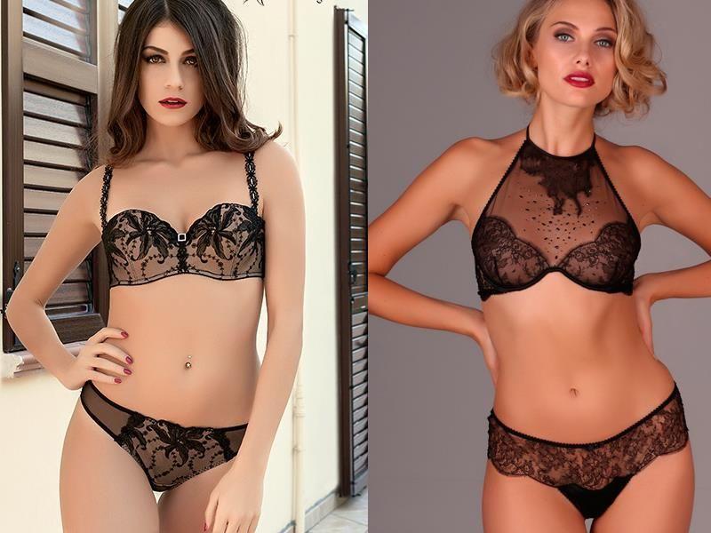 Женское белье: последние модные тенденции