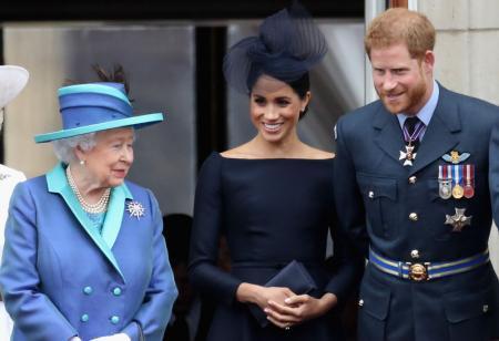 Гарри и Меган отказались праздновать Рождество с королевой