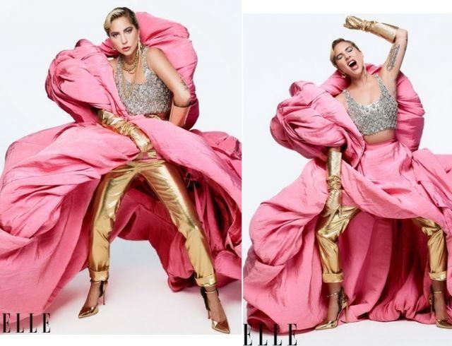 Леди Гага появилась на обложке глянца и рассказала о романе с Брэдли Купером