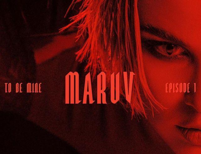 To Be Mine: эпатажная певица MARUV презентует клип на песню из нового альбома
