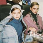 Ноу-хау в модной индустрии: первый показ в движущемся поезде