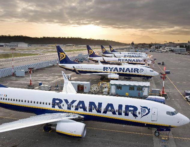В Лондон – за 19 €, в Мадрид – за 30 €: Ryanair распродает один миллион билетов