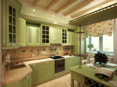 Интерьер кухни, тонкости и нюансы