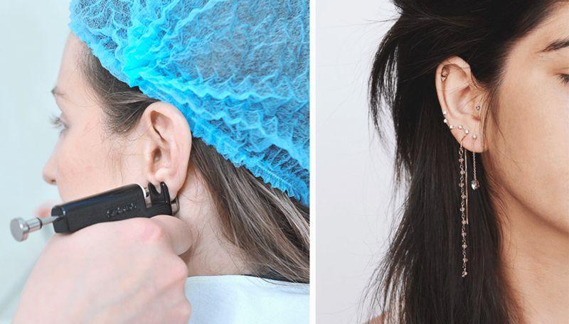 Что нужно знать о пирсинге ушей