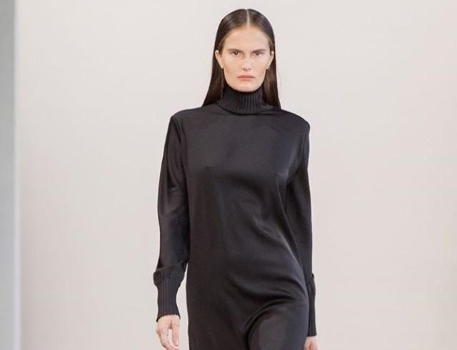 """Украинские """"эмигранты"""": дизайнер BEVZA и топ-модель Алла Костромичева на Нью-Йорской неделе моды"""