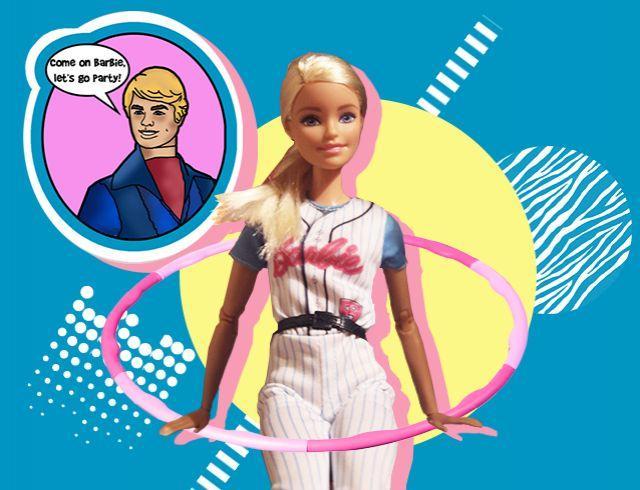 Хулахуп: делаем талию, как у Барби