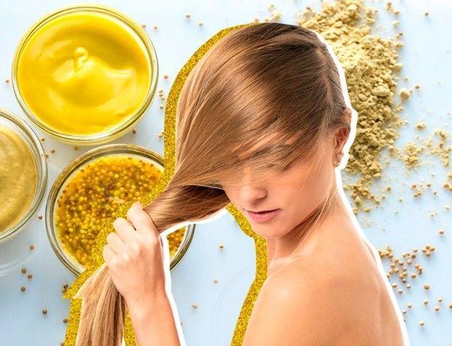 Горчичная маска: эффективный способ быстро отрастить густые волосы