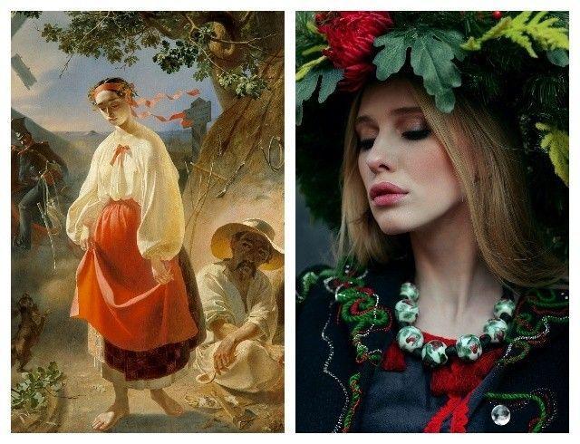 История украинской вышиванки: со времен скифов и до наших дней