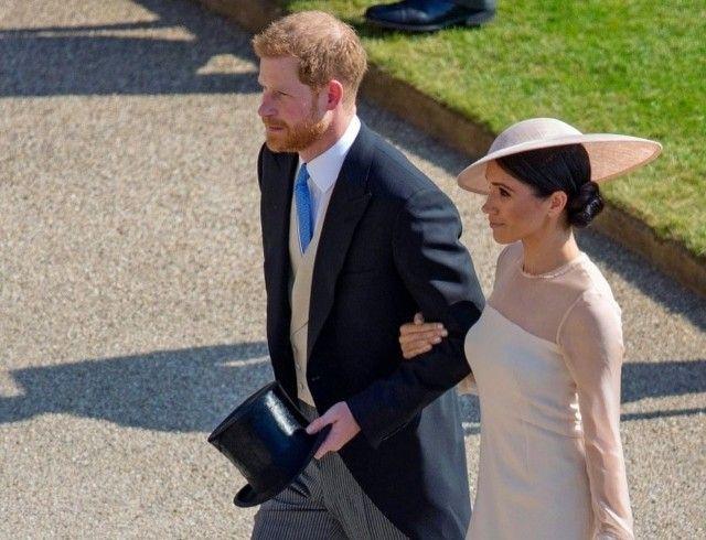 Стало известно, как Меган Маркл и принц Гарри отметили годовщину свадьбы